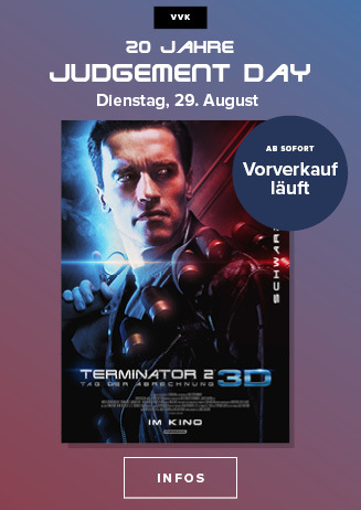 20 Jahre Terminator 2 - Judgement Day