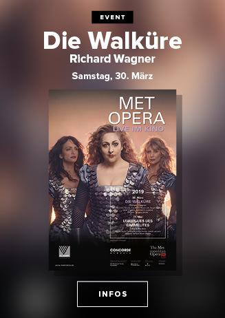 MET: Die Walküre (Wagner)