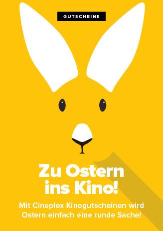 Kinogutscheine zu Ostern