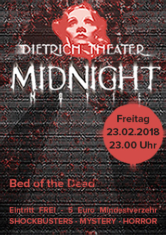 Midnight Movie: Bed of the Dead