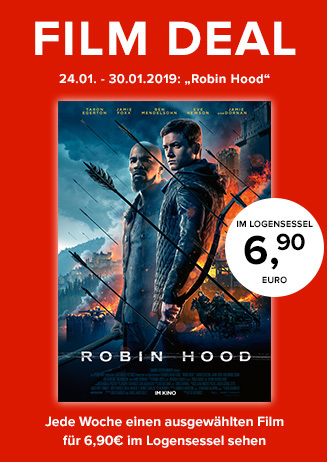 "Film Deal: ""Robin Hood"""