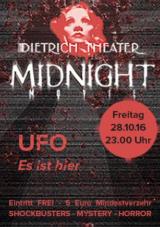 Midnight Movie UFO