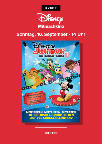 "170910 Special ""Disney Junior Mitmach-Kino"""