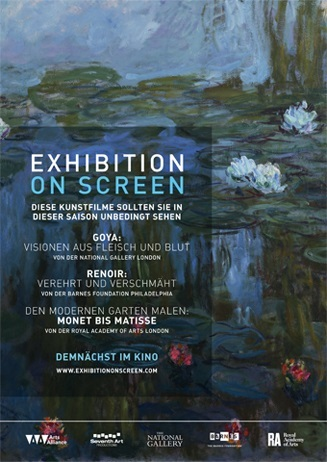 EXHIBITION ON SCREEN 2016