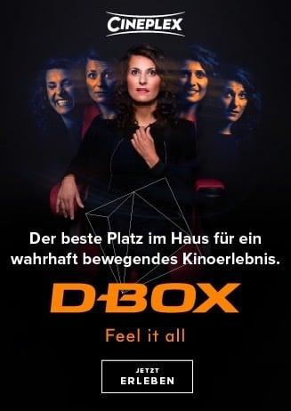 D-Box: der beste Platz im Haus