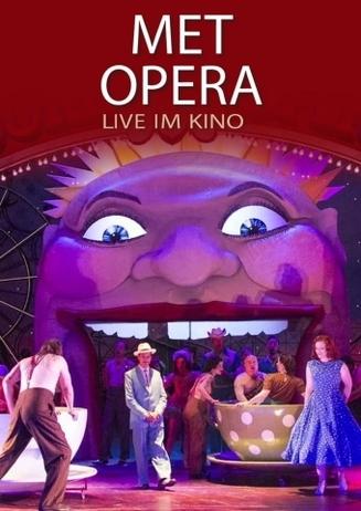"""Met Opera """"Cosi Fan Tutte (Mozart)"""""""