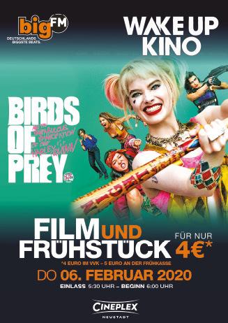 bigFM Wake Up: Birds of Prey