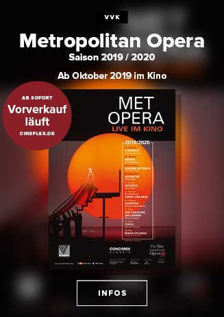 Met Oper Live aus New York