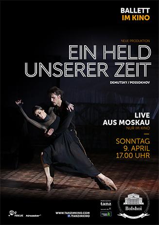 Bolschoi Ballett: EIN HELD UNSERER ZEIT