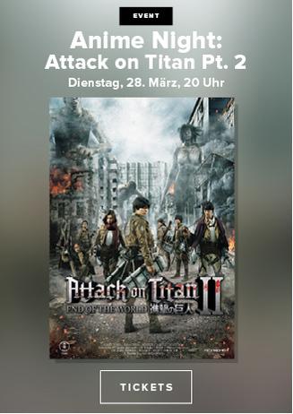 Attack On Titon Pt. 2