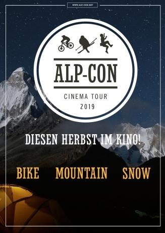 Alp-Con-Cinematour 2019: BIKE - MOUNTAIN - SNOW