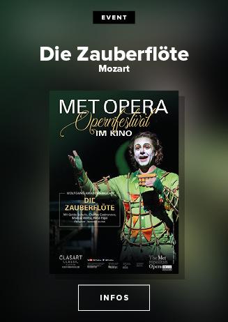 MET Opera: Die Zauberflöte (Mozart) (2017) 15.8.