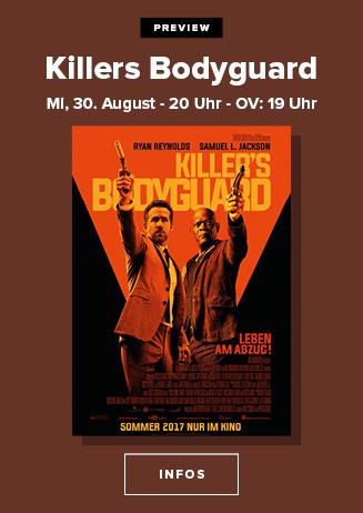 """170830 Preview """"Killer's Bodyguard"""""""