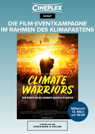 Filmevent: Climate Warriors