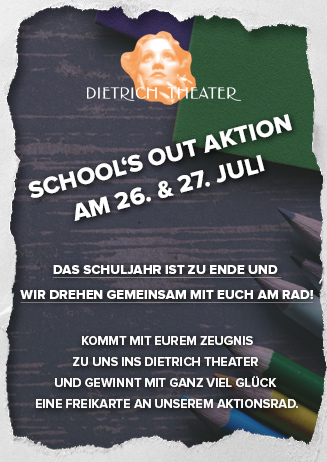 School's Out Aktion