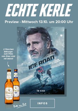 Echte Kerle: The ice Road