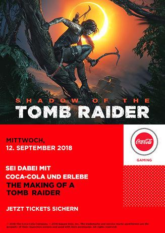 Tomb Raider Launchevent