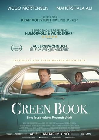 Sektpreview: Green Book - Eine besondere Freundschaft