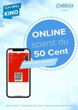 Online Ticketes kaufen & sparen!