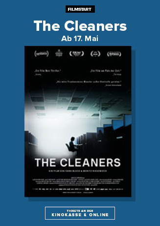 "180520+21+22 Special ""The Cleaners"""
