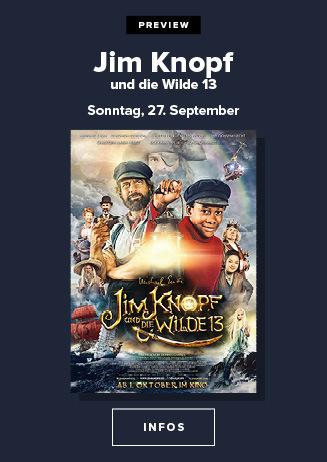 """200927 Preview """"Jim Knopf und die Wilde 13"""""""