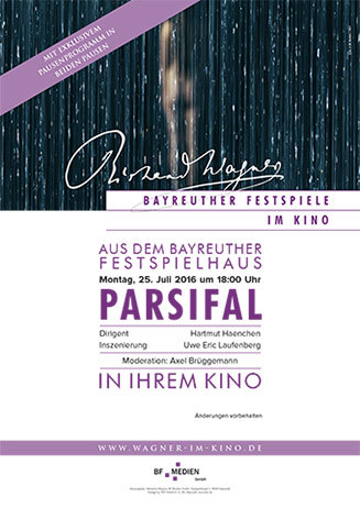 BAYREUTHER FESTSPIELE: Parsival