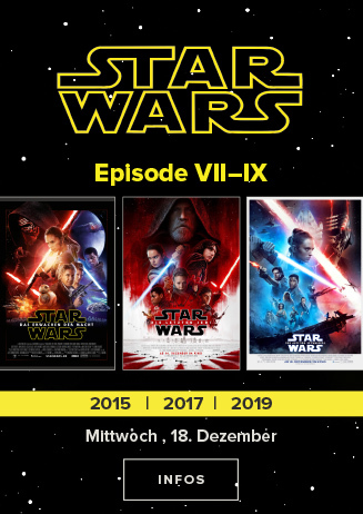 Star Wars VII-IX: Sequel Trilogie
