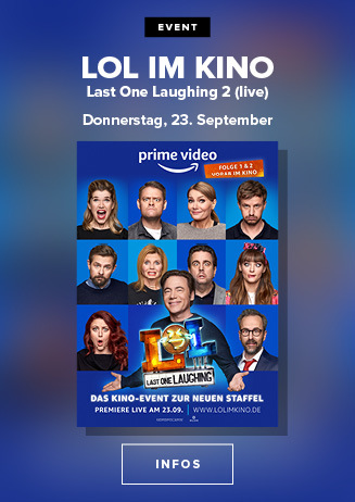 LOL: Last One Laughing – Das große Live-Event zur 2. Staffel