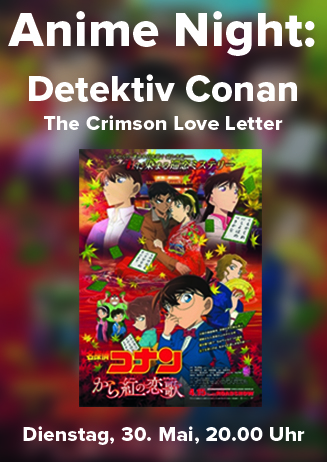 Anime Night: Detektiv Conan