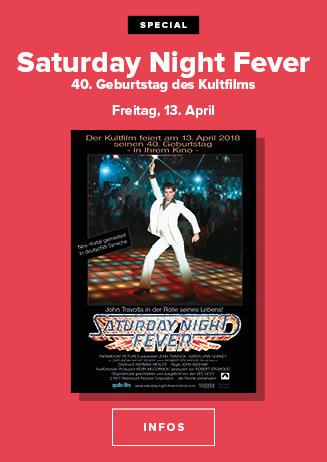 "Special ""Saturday Night Fever"" zum 40. Geburtstag"