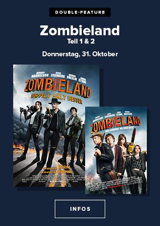 Halloween-Doppel: Zombieland 1 + 2