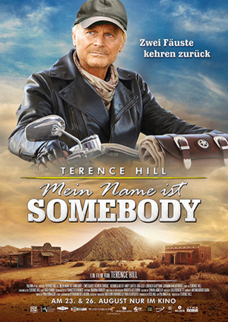 Mein Name ist Somebody