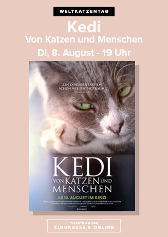 """170808 Preview """"Kedi - Von Katzen und Menschen"""""""
