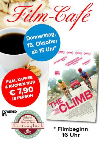 """201015 Film-Café """"The Climb"""""""