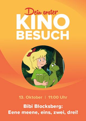 Dein erster Kinobesuch: Bibi Blocksberg - Eene Meene