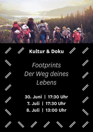 Sondervorstellung: Footprints - Der Weg deines Lebens