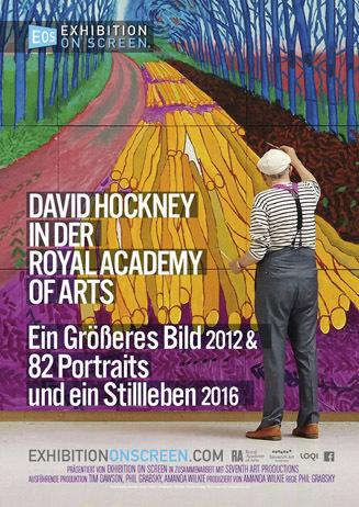Exhibition on Screen: DAVID HOCKNEY