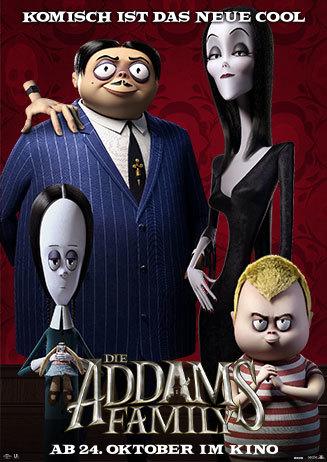 CPD - Die Addams Family