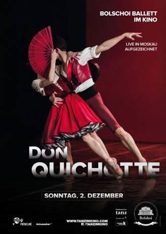 Bolschoi Ballett: DON QUICHOTTE