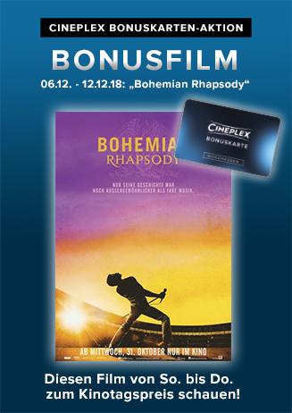 "Bonusfilm: ""Bohemian Rhapsody"""