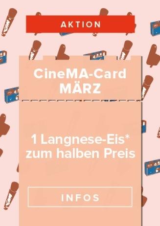 CineMa-Card März