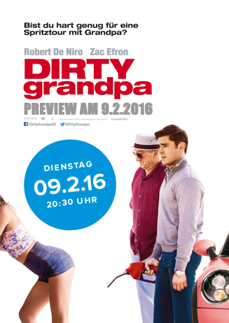 Preview: Dirty Grandpa