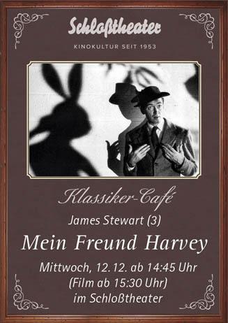 Klassiker-Café: MEIN FREUND HARVEY
