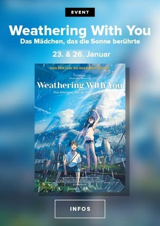 AC Weathering with you