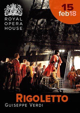 Rigoletto: Royal Opera House