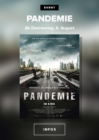 Event: Pandemie 8.8.