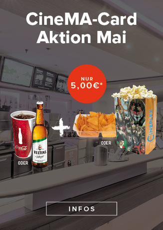 CineMa Card Aktion April