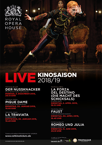 Royal Opera House 2018/ 2019