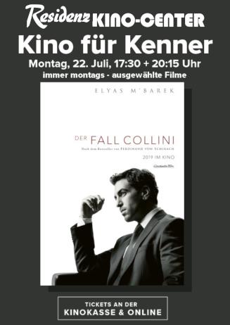 Kino für Kenner: DER FALL COLLINI