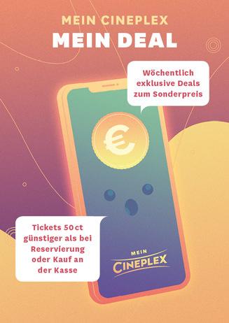 Mein Cineplex Deal
